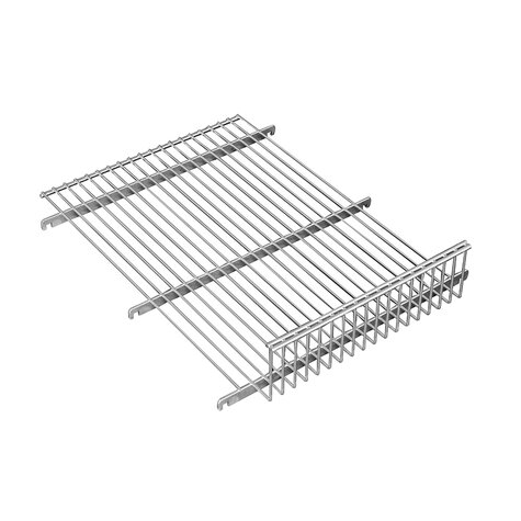 wire shelf, for metal rollcage 460 x 640 mm, 100 mm...