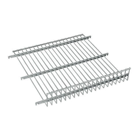 wire shelf, for metal rollcage 600 x 600 mm, 100 mm...