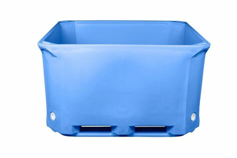 insulated bulk container type 660 HD