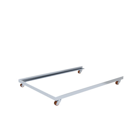 angle frame1206 x 833 mm, Cr 3  electro zink plated, with...